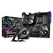 MB MSI PRESTIGE X570 CREATION, AM4, E-ATX, 4x DDR4, AMD X570, LAN 2x, HDMI, WL, 36mj (7C36-002R)