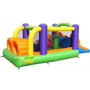 Saltea gonflabila Happy Hop Obstacle Course