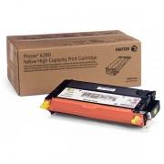 Tóner Xerox amarillo Phaser 6280 alta capacidad 106R01402