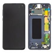 Display Cu Touchscreen Samsung Galaxy S10e G970 Original Negru