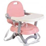 Повдигащо детско столче за хранене Cangaroo Papaya, светлорозов, 3563708