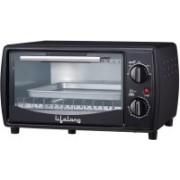 Lifelong 10-Litre LLOT10 Oven Toaster Grill (OTG)(Black)