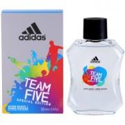 Adidas Team Five after shave pentru bărbați 100 ml