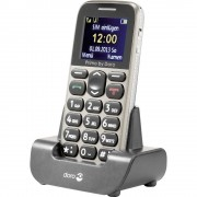 Mobitel s velikim tipkama za starije osobe Primo 215 Doro bež