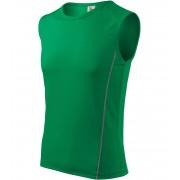 ADLER Playtime Pánské triko 12516 středně zelená M