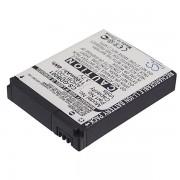 Kompatibelt batteri till GoPro HD och GoPro HD Hero 3,7V 1100mAh