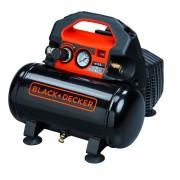 Compresor fara ulei Black+Decker 6L, 0.5Hp, 0.5Kw, 8 bar - BD 55/6