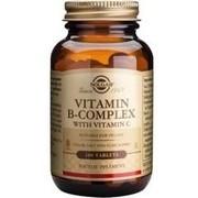 Vitamin B Complex with C Solgar 100tb.
