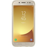 Samsung jelly cover - goud - voor Samsung Galaxy J5 2017