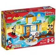 LEGO DUPLO Kocke - Disney Mikijeva kućica na moru 10827