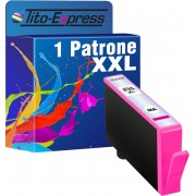 Tito-Express PlatinumSerie PlatinumSerie® 1 Cartridge XXL MagentaCompatible voor HP 934 XL 935 XL Office Jet Pro /HP OfficeJet Pro 6230 / 6800 / 6830/