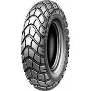 Michelin Reggae ( 120/90-10 TL 57J hátsó kerék, Első kerék )