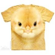 Eko tričko - Kuřátko