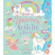 Magical Unicorn Activity Book, Paperback/Sam Loman