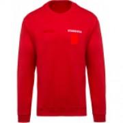 Sweatshirt Com Gola Redonda