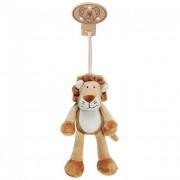 Csíptetős oroszlán 16 cm Teddykompaniet