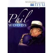 Jazz Master Class Series From NYU: Phil Woods [DVD] [2005]