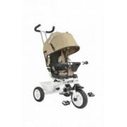Tricicleta Beberoyal Paris Trike 505 TC Maro copii scaun reversibil copertina maner parental