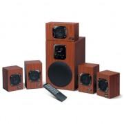Boxe 5.1 Genius SW-HF5.1 4800, 125W RMS, Wood