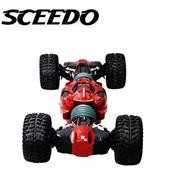 Sceedo RC-Driven Car 3D Double-Sided Stunt 360,