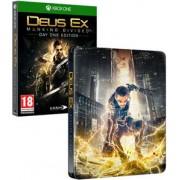 Square Enix Deus Ex: Mankind Divided - Edición Steelbook Limitada