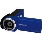 "Easypix camcorder »easypix DVC5227-A ""Flash""« (HD) - 52.79 - blauw"