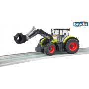 MINIMODELE 1:16 BR6 - TRACTOR CU INCARCATOR FRONTAL CLAAS AXION 950 - BRUDER