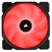 Вентилатор за кутия Corsair AF120 LED, Low Noise Cooling Fan, 120 x 25 мм, Single Pack, Red, CO-9050080-WW
