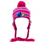Детска перуанска шапка Finding Dory розова - 54