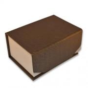 Mágneses fülbevaló ékszertartó doboz