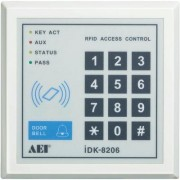 Kódzár chipkártyaolvasóval (751549)