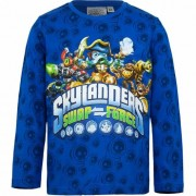 Skylanders Blauw Skylander kinder t-shirt