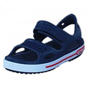 Crocs Crocband Ii Sandal Ps Navy/white, Shoes, blå, EU 27/28