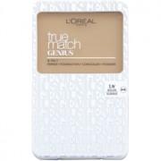 L'Oréal Paris True Match Genius компактен грим 4 в 1 цвят 3.W Golden Beige SPF 30 7 гр.