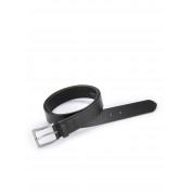 Brax Riem van 100% leer Van Eurex by Brax zwart