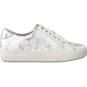 Witte Michael Kors Sneakers POPPY LACE UP
