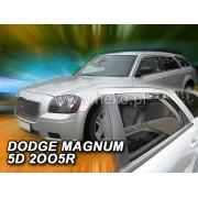 Deflektory komplet 4 ks pre DODGE Magnum , 2005-2008