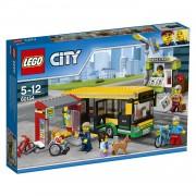 LEGO City busstation 60154