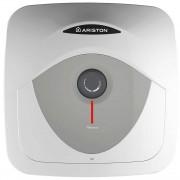 Boiler electric Ariston Andris RS 15 EU, 1200 W, Led iluminat, Protectie electrica IPX1, 15l, alb