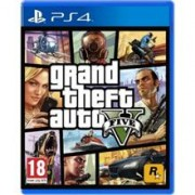 Grand Theft Auto V (GTA 5) Ps4