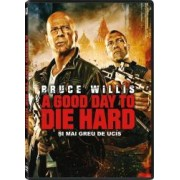 A good day to die hard DVD 2013