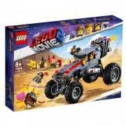 LEGO Movie, Buggy-ul lui Emmet si al lui Lucy 70829, 8+ ani (Brand: LEGO)