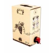 Vin rosu BIO Merlot bag-in-box 5L Terra Natura