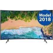 "Televizor LED Samsung UE65NU7302, 165 cm (65""), Ultra HD 4K, Smart TV, Ecran curbat, WiFi, CI+ + Cartela SIM Orange PrePay, 6 euro credit, 6 GB internet 4G, 2,000 minute nationale si internationale fix sau SMS nationale din care 300 minute/SMS internation"
