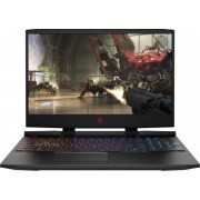 Laptop Gaming HP OMEN 15-dc1064nq Intel Core (9th Gen) i7-9750H 1TB SSD 16GB NVIDIA GeForce RTX 2070 8GB G-Sync MaxQ FullHD 144Hz RGB Black Bonus Bundle Gaming Intel Marvel's