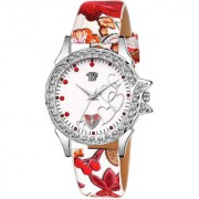 Watches for Girls/Watches for Womens/Watch for Girl/Watch for Women Stylish/Watch for Kids Girls Analogue 115 dil red