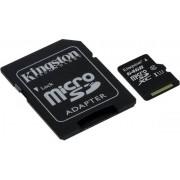 Kingston Sdc10g2/64gb Scheda Di Memoria Micro Sd 64 Gb Classe 10 + Adattatore Sd - Sdc10g2/64gb