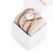 Ceas pentru dama, Daniel Klein Gift Set, DK12099-1