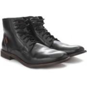 Levi's Soldier boy Men Boots For Men(Black)