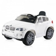 MASINUTA ELECTRICA BMW X6 WHITE CHIPOLINO